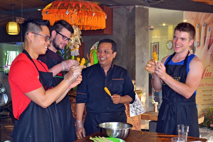 Seminyak Balinese Cooking Class - Cooking Class Menu