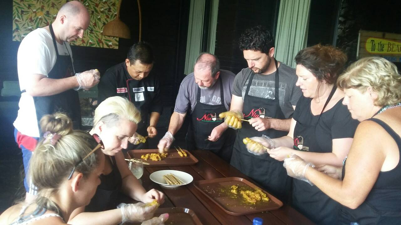 Private In House Balinese Cooking Class