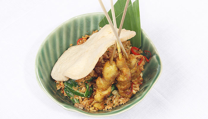 Balinese FRIED RICE / Nasi Goreng